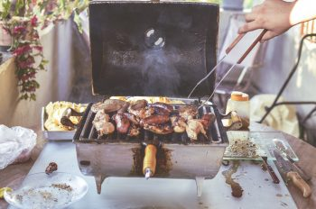 BBQs on balconies – is it okay?