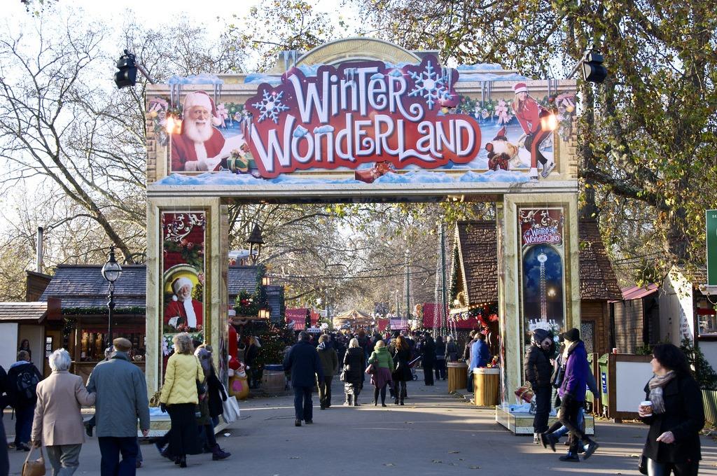 Herry Lawford - Winter Wonderland