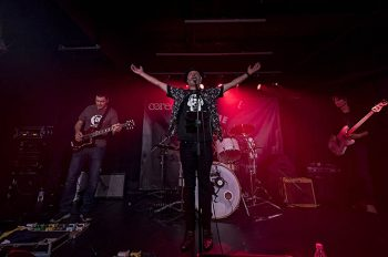Coreco's Charity Gig in aid of Shelter