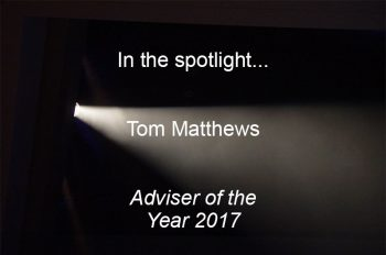 Coreco Spotlight: Tom Matthews