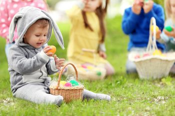 Planning the perfect Easter egg hunt for your toddlers