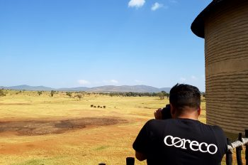 Coreco travels to… Kenya