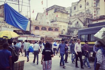 Coreco travels to… India