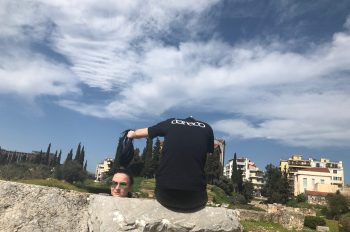 Coreco travels to… Greece