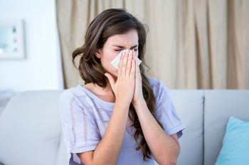 Protecting yourself from hay fever at home