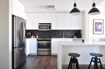 Design tips for open plan living rooms