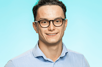 Working at Coreco – Max Whitaker